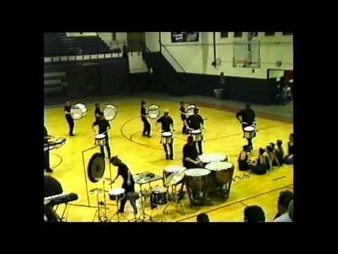 Acadiana High School Indoor Drumline 2001