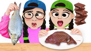 Dona 도나 animation / REAL FOOD …