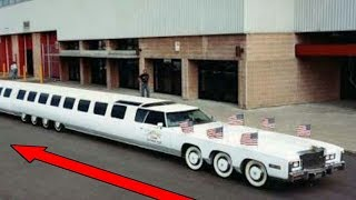 5 most luxurious limousine car!! Just Unbelievable !! Must watch