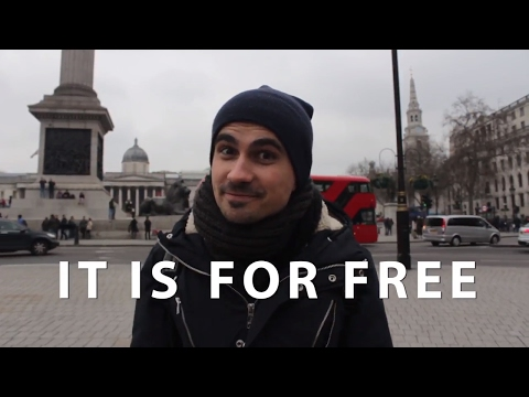 Trafalgar Square - What You Need to Know / London Places