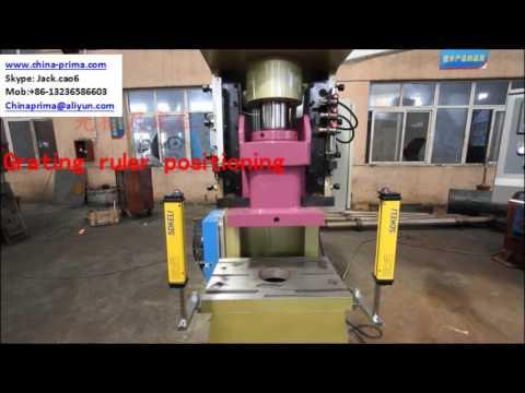 Y41 high speed Hydraulic Press , single column deep drawing hydraulic punching machine