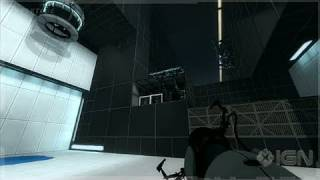 Portal 2 X360 - E3 2010: Demo Part 6: Repulsion Gel