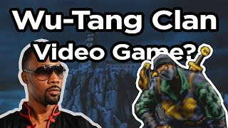That Time When Wu-Tang Clan Made A Video Game