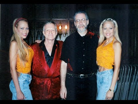 Hugh Hefner - Dating Twins Is Double The Fun