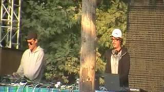 Ibojima & Logic Bomb @ Aurora Festival 2009 live