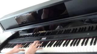 [中二病でも恋がしたい!戀 OP]VOICEをピアノで弾いてみた[ZAQ] MP3