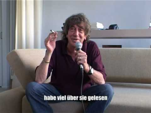 """Howard Marks aka Mr. Nice """"The Interview 2008"""" (Part 1/2)"""