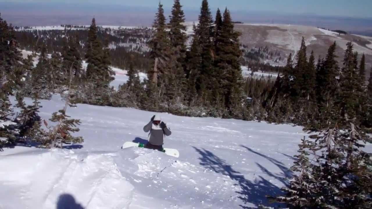 pomerelle ski resort - youtube