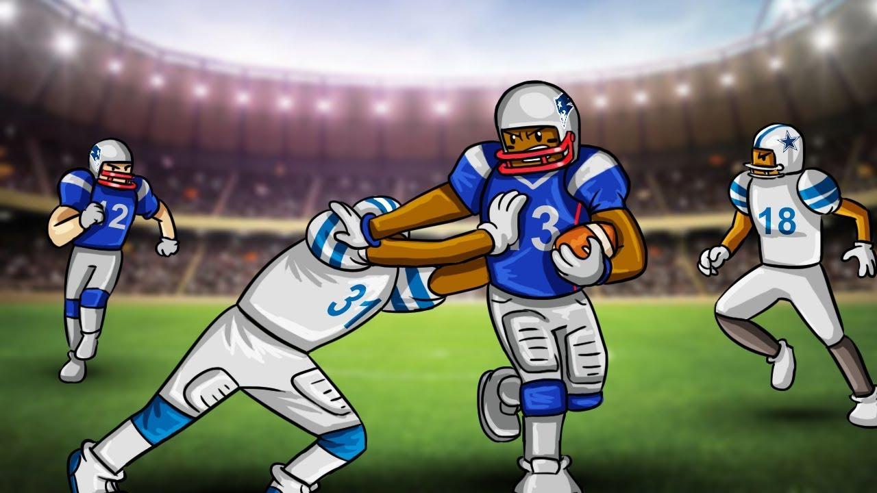 Roblox Nfl Legacy Roblox Roblox Nfl Football Patriots Vs Cowboys Roblox Nfl Adventures Youtube