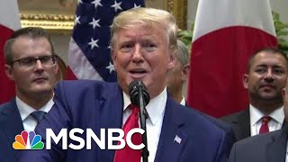 A Trump Teleprompter Apocalypse | All In | MSNBC