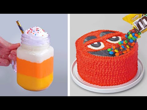 Awesome Homemade Cake Tutorials for Beginner | Easy Dessert Recipes By So Tasty | Perfect Cake