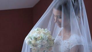 Самая нежная свадьба в Санкт-Петербурге Андрея и  Виктории