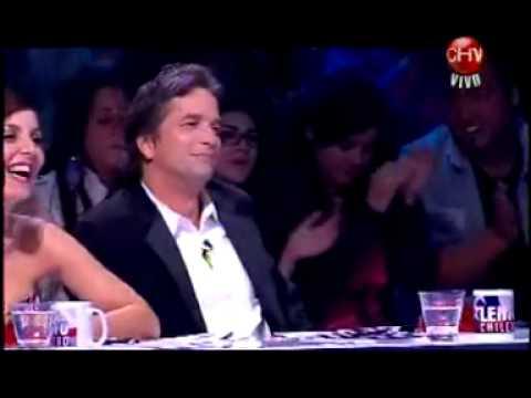 """Chilevisión   Te Ve de Verdad   Sebastián Lehman la rompió con """"Don´t Stop Believing"""""""