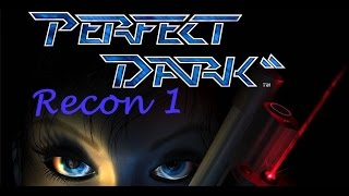Co-op vs Solo, PC Games - Perfect Dark Recon 1