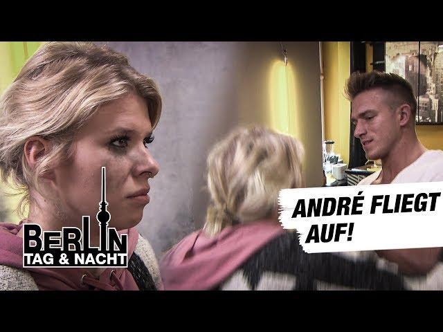 Berlin - Tag & Nacht - Andrés dreiste Lügen fliegen endlich auf! #1577 - RTL II