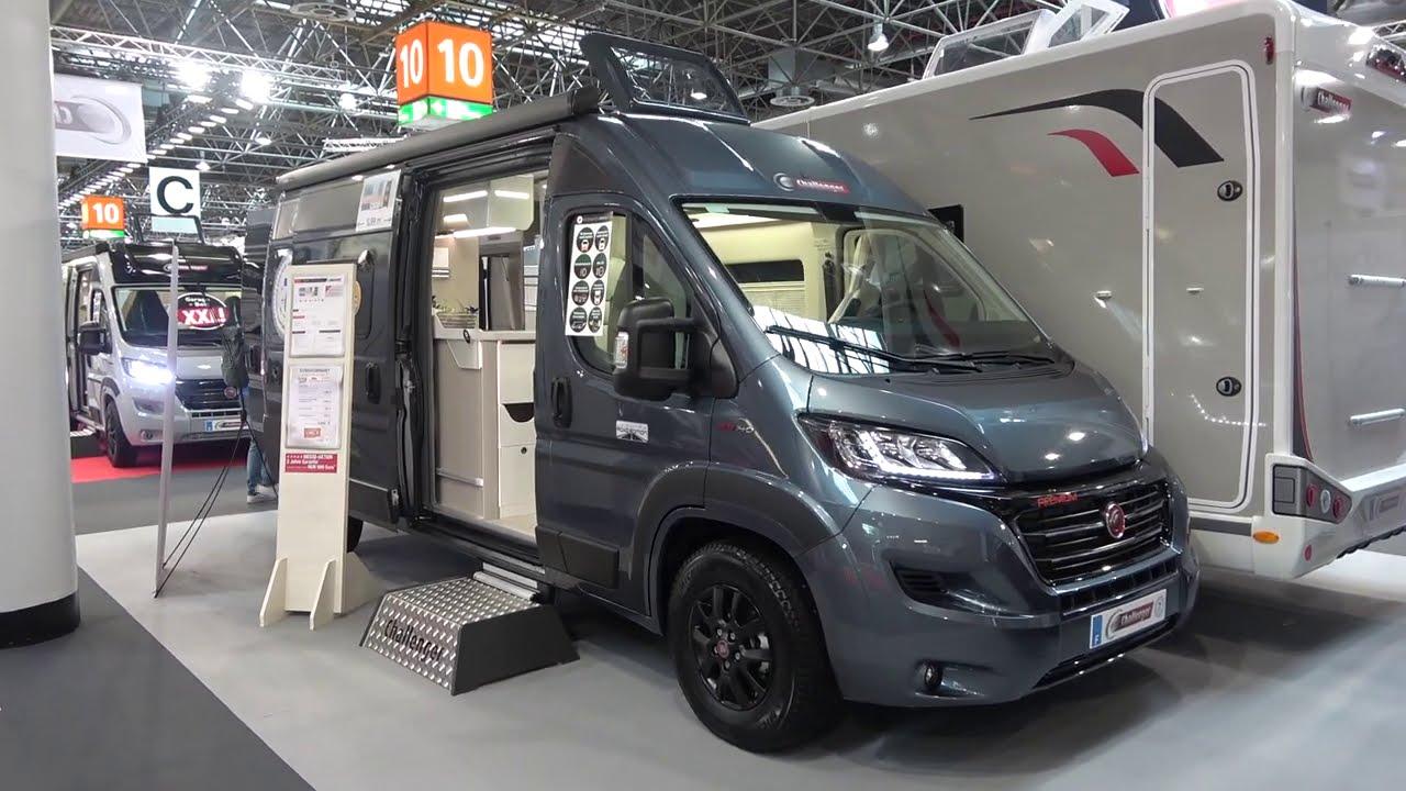 Challenger V114 camper 2021