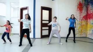 Backstreet Boys-Everybody.Hip-Hop by Инна Облапенко.Junior Workshop 04.2015