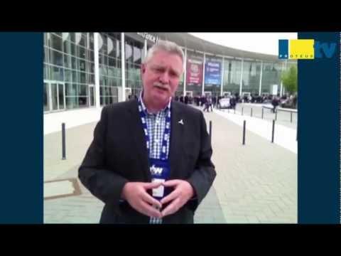 Cologne Video 1: Proteus Presents at PowerGen