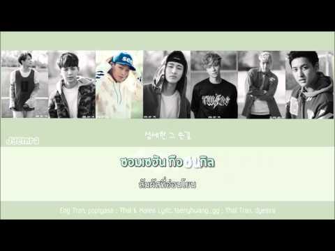 [Karaoke/Thai Sub]My Type - iKON