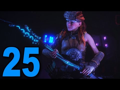 Horizon Zero Dawn - Part 25 - THE ULTIMATE WEAPON