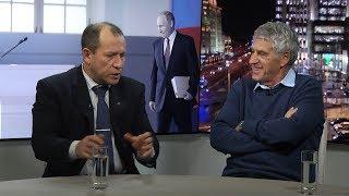 Федеральное российское телевидение интересуется только внутренними |  Смотреть Политика и Новости на Российском Телевидении