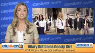 Hilary Duff Joins Gossip Girl