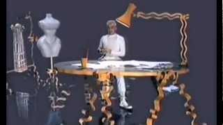 Jean Paul Gaultier - How To Do That (1989) HQ Full Video