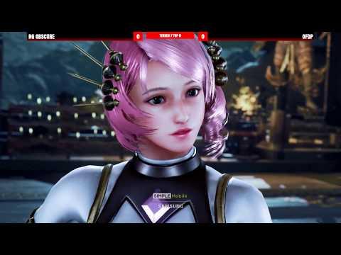 Tekken 7 Top 8 @ ECT2017 - f/ Anakin, NYCFab, SpeedKicks [1080p/60fps]
