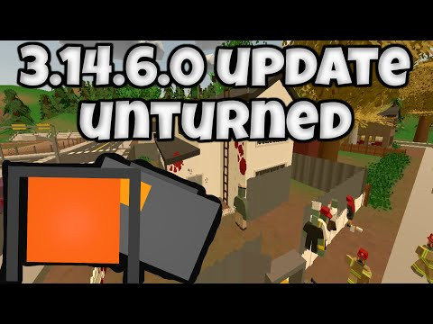 Unturned 3.14.6.0 Update New APC Look!
