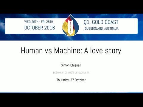 Human vs Machine: A love story