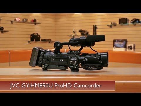 JVC GY-HM890U ProHD Camcorder