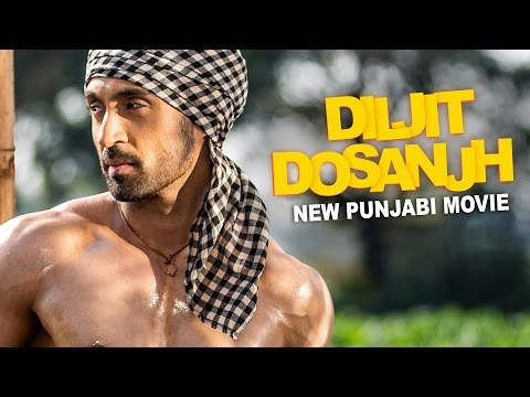 DILJIT DOSANJH - New Punjabi Full Movie ||...