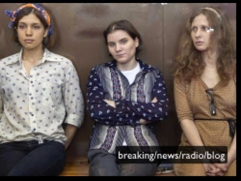 Three members of punk rock band Pussy Riot found guilty on hooliganism charges
