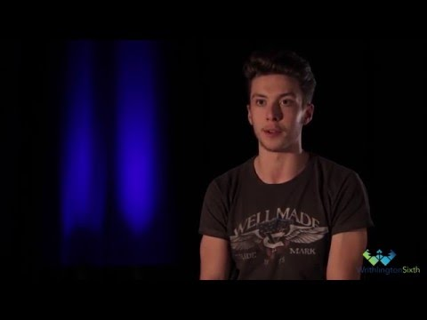 Head Boy & Head Girl interviews - Writhlington Sixth
