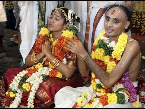 Marriage Chi.Srihari with Sow.Subhashri  at Chennai Vedhantha Desikar Hall Mylpaore