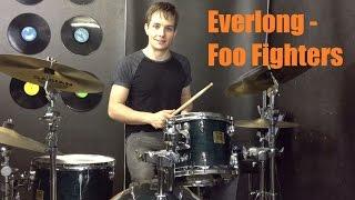 Everlong Drum Tutorial - Foo Fighters