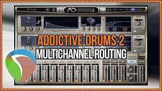 Addictive Drums 2 Reaper