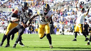Steelers Topple the Ravens Behind Le'Veon Bell's Big Day | Stadium