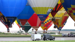 Lorraine Mondial Air Ballons 2011 by Bennie Bos