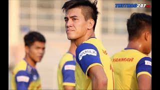 Lịch thi đấu U23 Việt Nam giải U23 châu Á 2020: Mở màn gặp hàng khủng!
