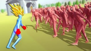 totally accurate battle simulator trump