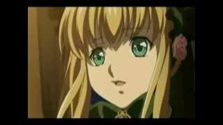 Rozen Maiden Ouverture- Suigintou and Shinku
