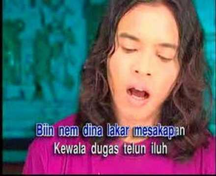Sampik ing tay (Lagu Pop Bali)