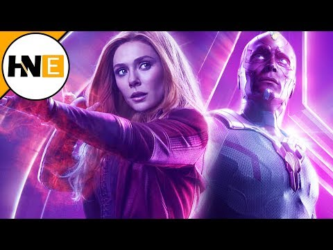 Scarlet Witch TV Series to Feature The Vision