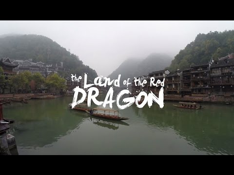 China: The Land of the Red Dragon