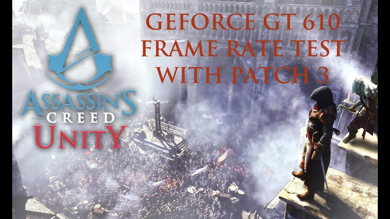 Assassin creed 3 patch frames
