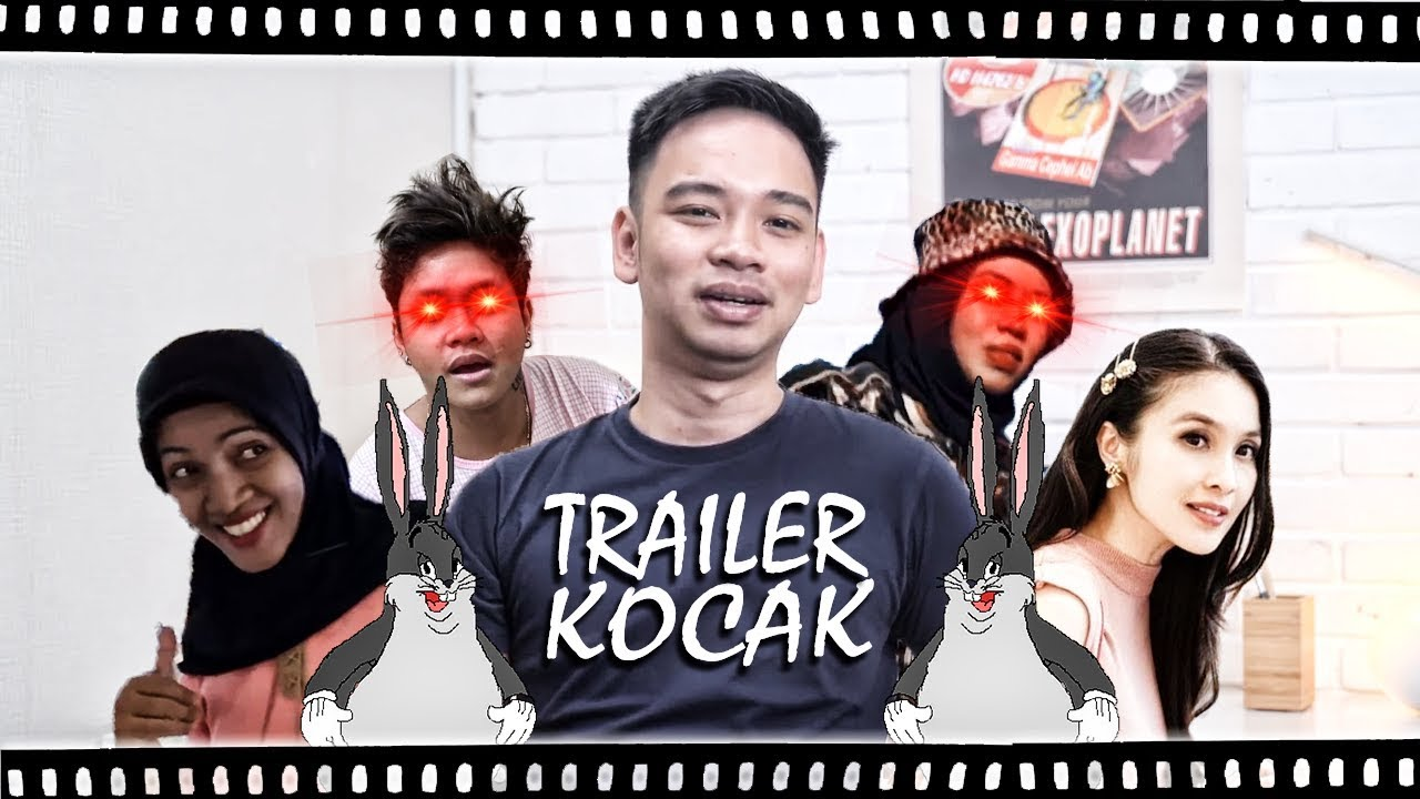 Trailer Kocak - Gadgetin - YouTube