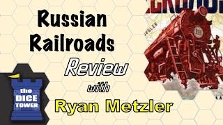 Russian Railroads Review - with Ryan Metzler