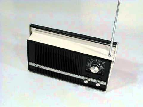 Luxor transistor radio Luxorita
