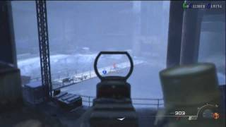 Modern Warfare 3: part 22 Walkthrough - Act III Mission 15 - DOWN THE RABBIT HOLE (2 of 2)
